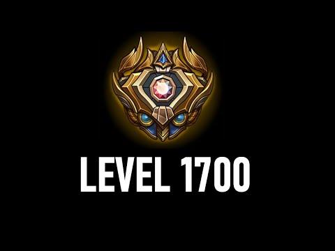 League of Legends Level 1700 | Nolife Fynn