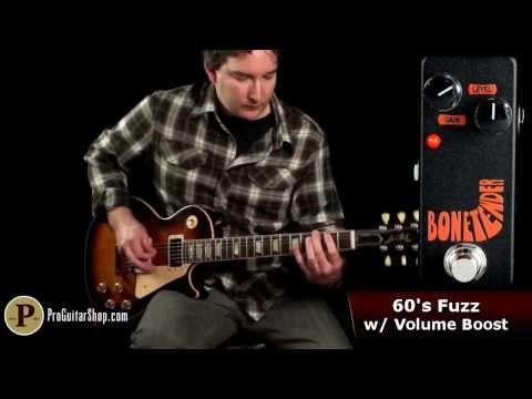 Lovepedal Bonetender Fuzz