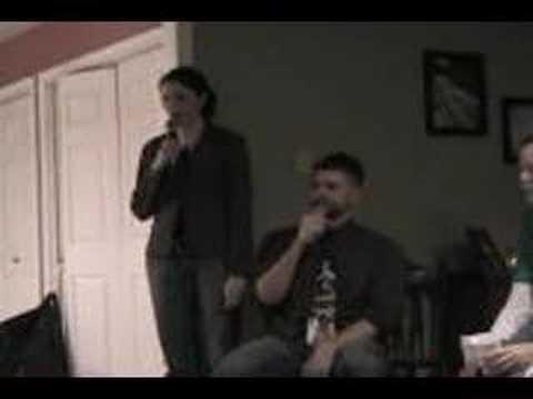 Homestar and Strongbad's Karaoke