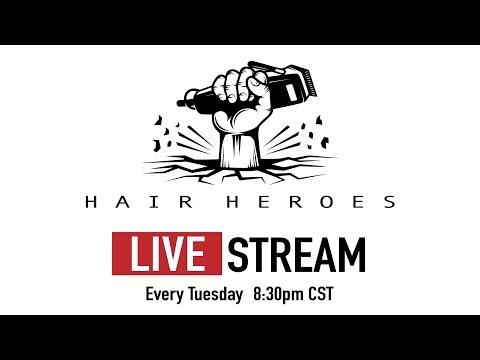 Hair Heroes Live : Ep. 4 | Building a Clientele | Q and A | Haircut Times