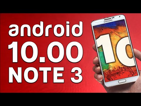 Install Official Android 10 For Galaxy Note 3 - How to Install/Update