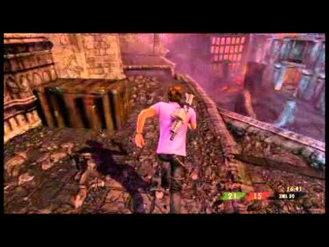 "Uncharted 3: Online Match - Molten Ruins ""Up yours, Brotha!"""