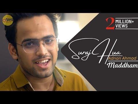 Suraj Hua Maddham   K3G   Unplugged cover by Adnan Ahmad   Sing Dil Se   Shah Rukh Khan, Kajol