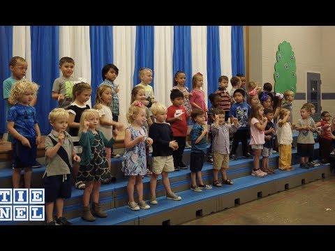 Glasgow Preschool Academy hosts Grandparents Day
