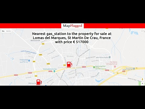 4BED | 2BATH | € 517000 | Houses for sale in Nimes, France 2018 | MapFlagged