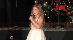 "Kincaid-Gooch Laynie ""I'll Be A Little Angel"" Christmas 2018"