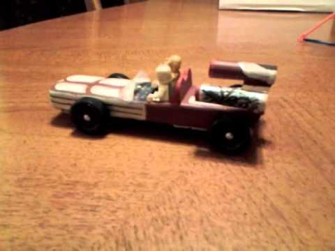 2012 Pinewood Derby Car Youtube