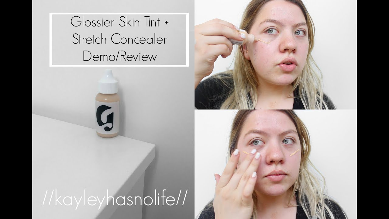 Perfecting Skin Tint + Stretch Concealer Duo by Glossier #14