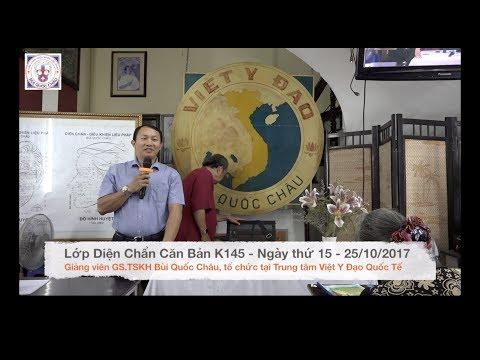 Lớp Diện Chẩn Căn Bản K145 - Ngày thứ 15