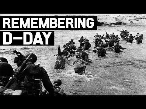 D-Day Veteran Explains How Faith Sustained Him Through Hell