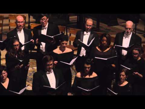 Musica Sacra performs the world premiere of Michael Gilbertson's Returning