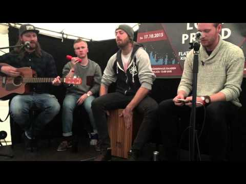 There is Hope unplugged at Loud and Proud fest 2015
