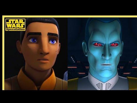Timothy Zahn Confirms Ezra and Thrawn's Story Coming (One Way or Another) - After Star Wars Rebels