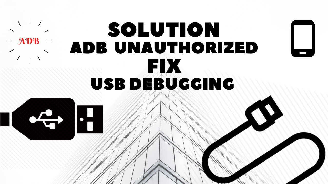 ADB Devices Unauthorized Problem Solved _100%  (Solution)