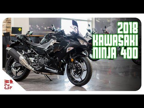 2018 Kawasaki Ninja 400 | First Ride