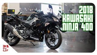 2018 Kawasaki Ninja 400   First Ride