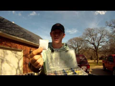 How to Avoid Rusty Hooks - Bass Fishing Tackle Tip
