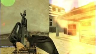 Counter Strike 1.6 Oynuyoruz Public - Ölümsüzlük Hilesi
