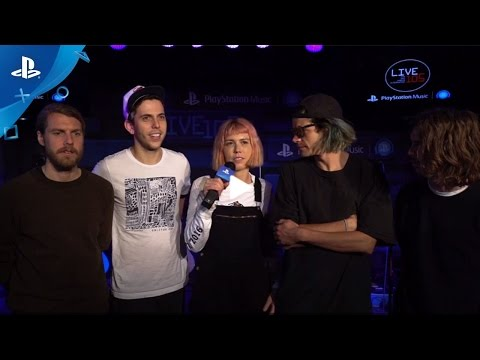 PlayStation Music Presents: Grouplove