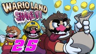 Wario Land Shake It | Let's Play Ep. 25 | Super Beard Bros.