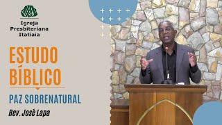 Estudo Bíblico (09/04/2020) - Igreja Presbiteriana Itatiaia