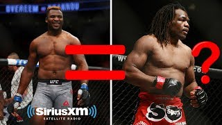 Are Francis N 39 Gannou And Sokoudjou Comparisons