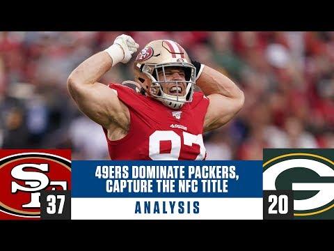 Packers vs. 49ers Post Game Analysis: San Fan dominates Green Bay, wins big  CBS Sports HQ