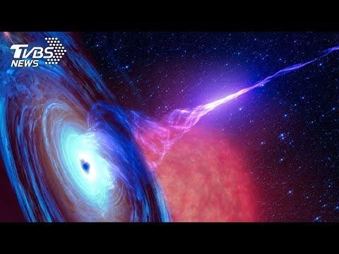 史上第一張黑洞照片 今晚全球同步曝光!