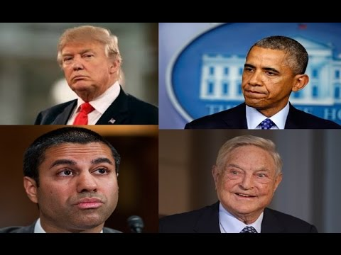THE MEDIA IS LYING: TRUMP IS NOT ENDING PRIVACY ON THE INTERNET. HE IS DISMANTLING A SOROS AGENDA.