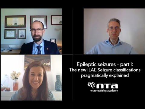Epileptic Seizures – Part I.  The New ILAE Seizure Classifications Pragmatically Explained
