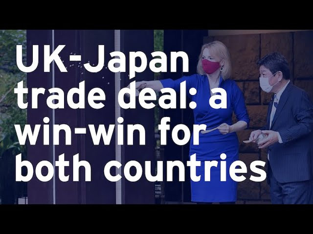 UK-Japan trade deal: a win-win for both countries