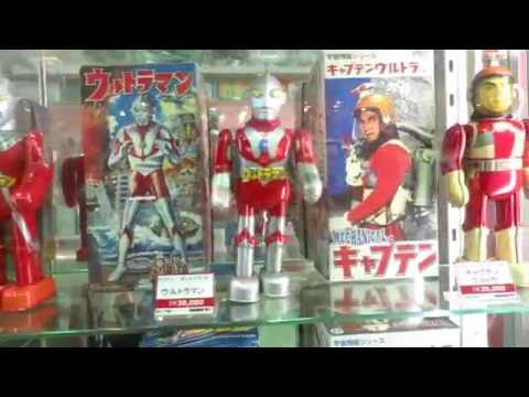 Japanese Tin Toys - Huge Collection