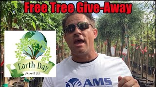 Free Tree Giveaway Contest for Earth Day 2019