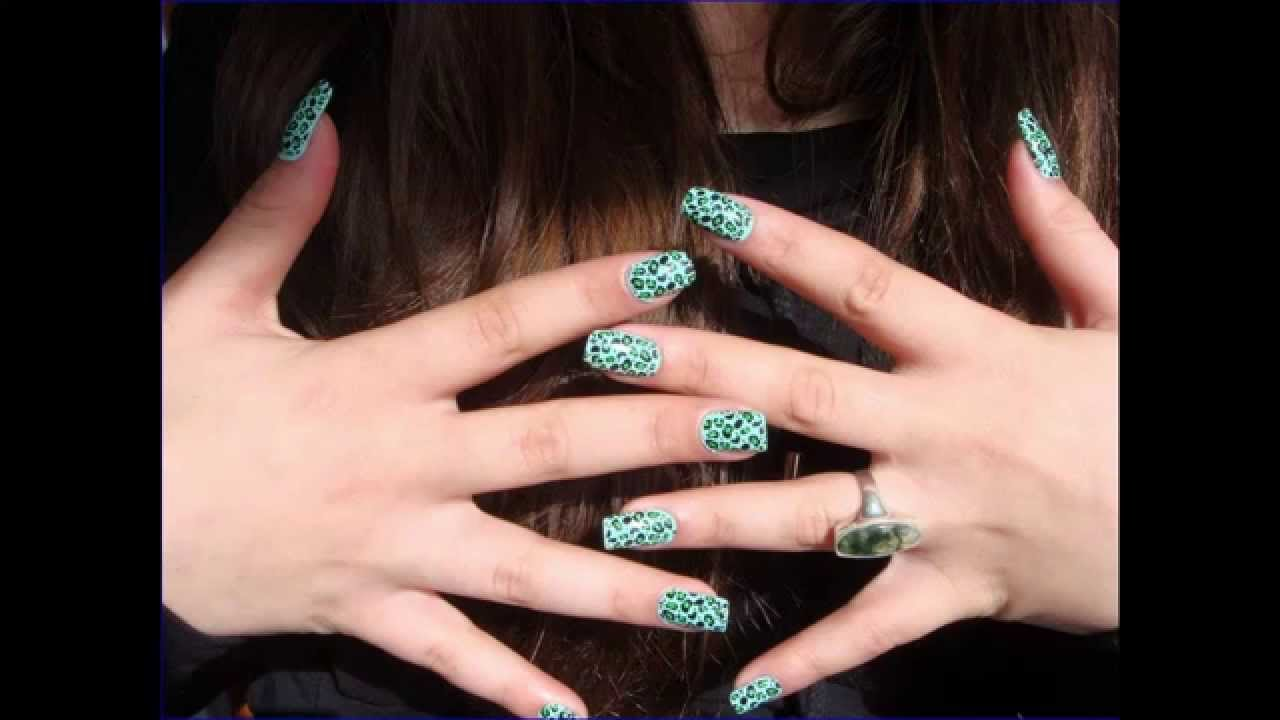 How To Make Acrylic Nail Kit Walmart - YouTube