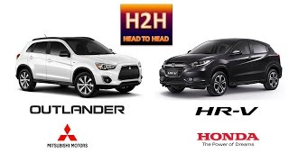 H2H #2 Outlander vs HR-V