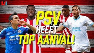 Ajax Is Gewaarschuwd: PSV Heeft Een Aanval Om Van Te Likkebaarden!