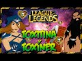 League of legends | Toxiqueando con la banda