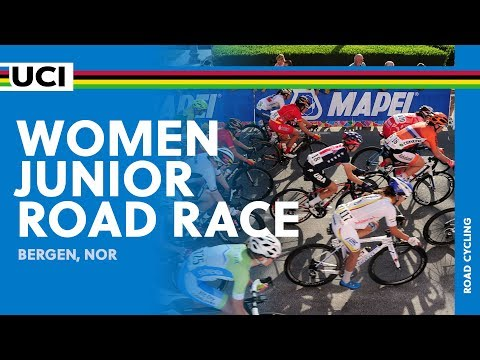 2017 UCI Road World Championships - Bergen (NOR) / Women Junior Road Race
