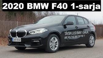 KOEAJO: BMW 118i F40 1-sarja - Kun ykkösestä tuli tavallinen