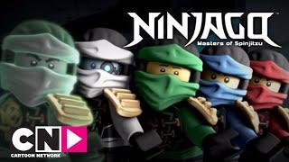 Ninjaena är kändisar | Ninjago | Svenska Cartoon Network