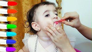 Hasouna Make Up Shop with Celina Toys - محل حسونة وسيلين لعب مكياج