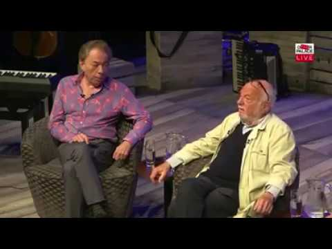 Harold Prince discusses Company & Follies with Andrew Lloyd Webber & audience - 2017