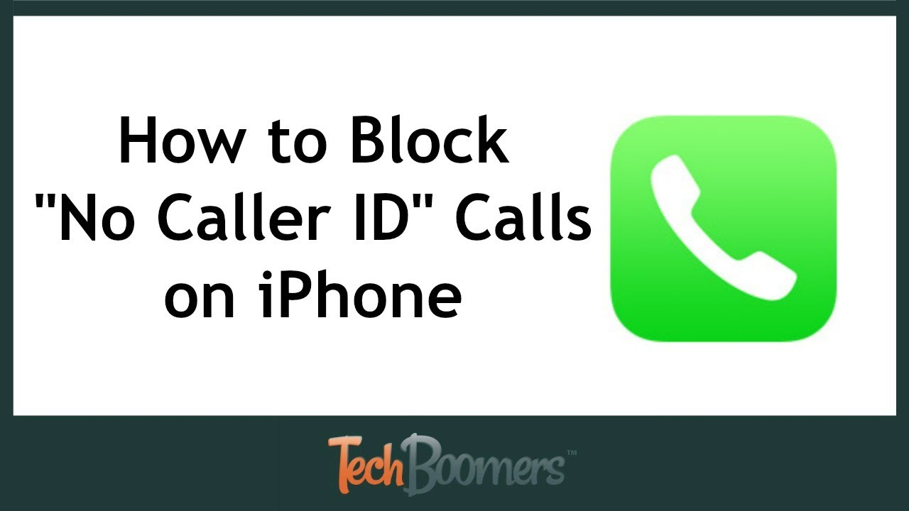block private calls on iphone how to block quot no caller id quot calls on iphone 7943