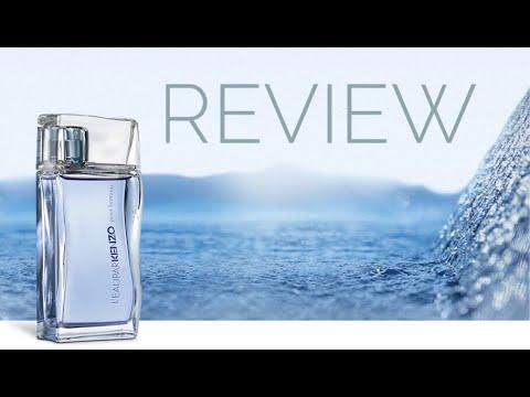 Описание парфюма L'eau Par Kenzo Pour Homme