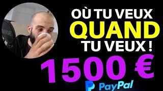 CLICKWORKER COMMENT GAGNER DE L'ARGENT SUR CE SITE (1500€ PAR MOIS)