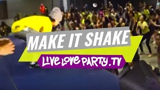 Make It Shake | Zumba® Fitness with ZES Prince  | GRAFFITI Singapore