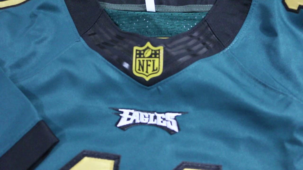 online store d834d f73ea closeout nike philadelphia eagles jersey 11 carson wentz ...