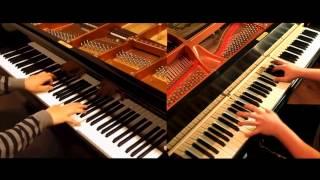 Kono Namida wo Kimi ni Sasagu - AKB0048 Next Stage ED [Piano Duet with Tehishter]