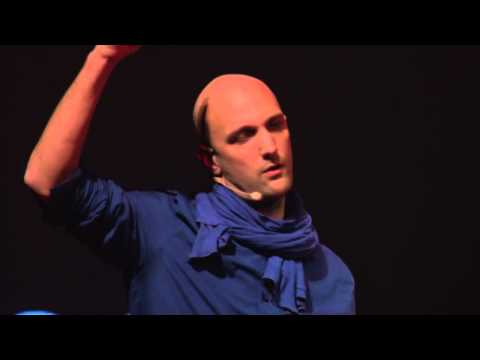 Space Culturalization: Miha Turšič at TEDxLjubljana