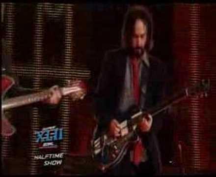 Tom Petty - Super Bowl 2008 - Won't Back Down